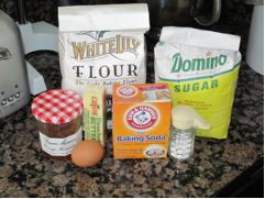 Marmalade Cookie Recipe