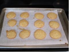 Preparing Marmalade Cookies