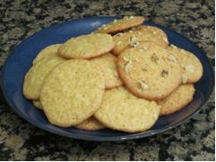 Fresh Marmalade Cookies