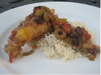 Ybor Chicken Recipe
