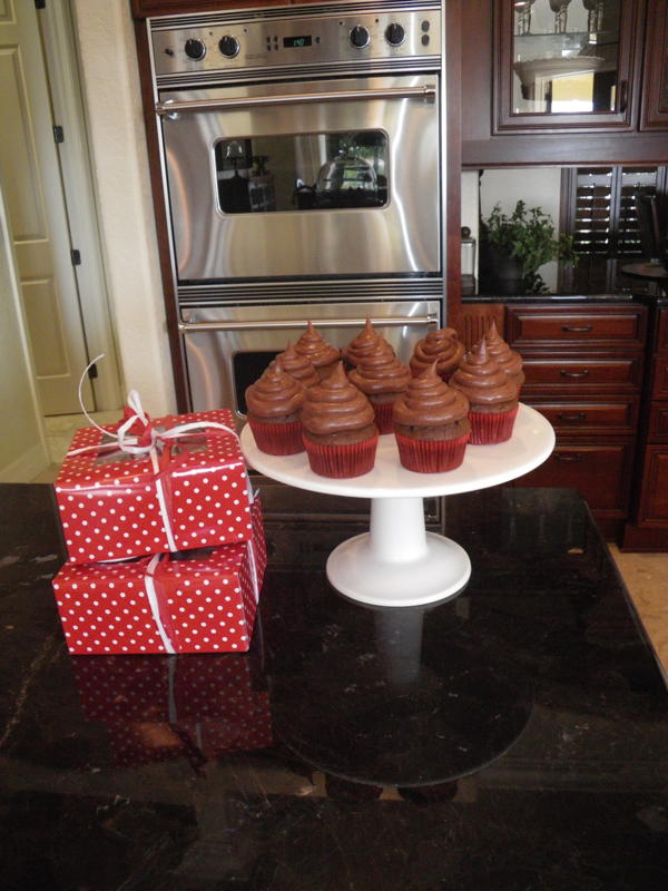 Junior League of Tampa Chocolate Cupcakes