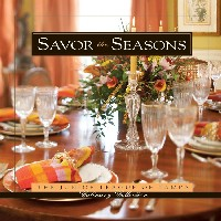 Savor the Season Book