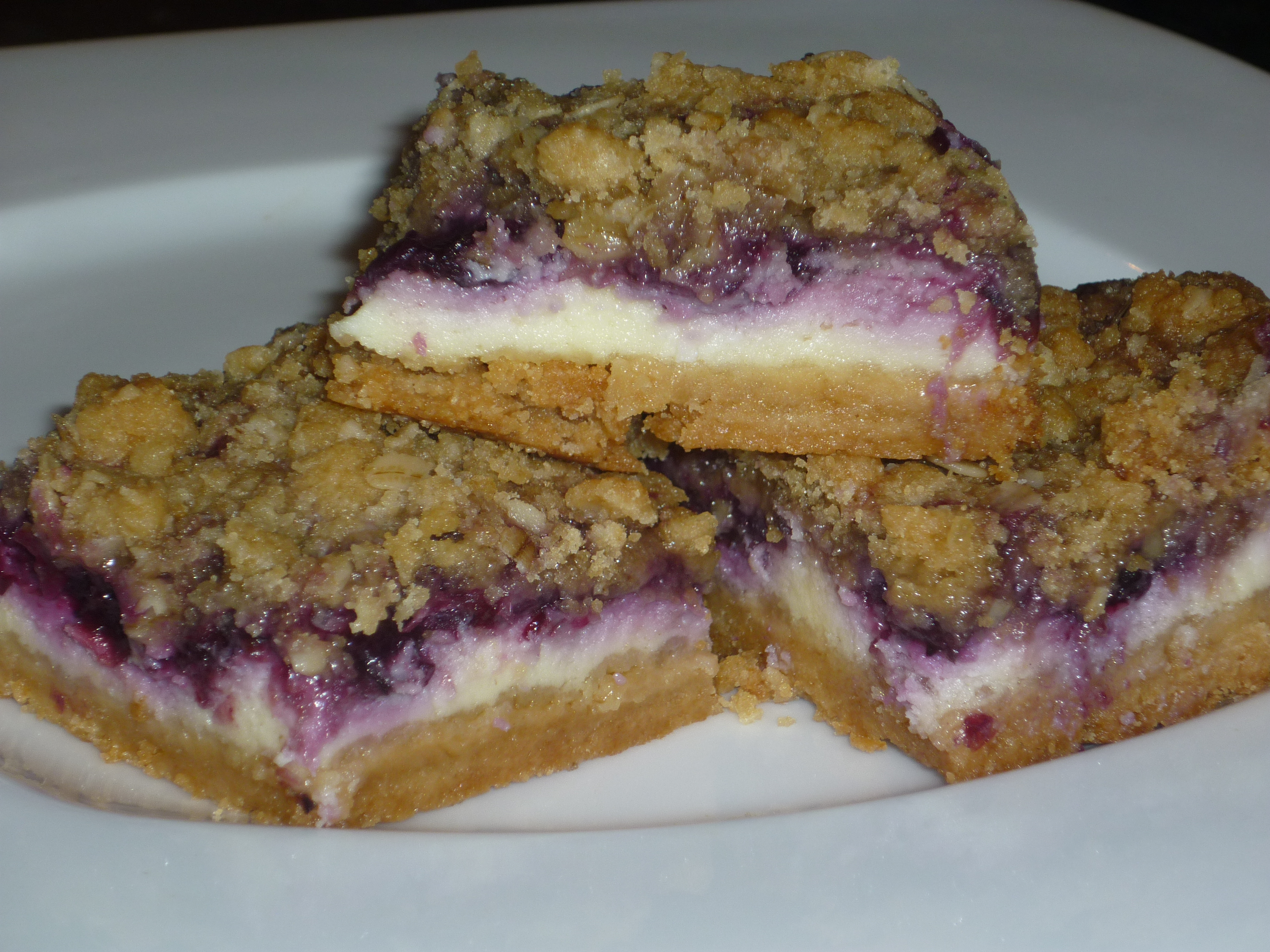 Blueberry Crumble Cheesecake Bars | The Junior League of Tampa ...