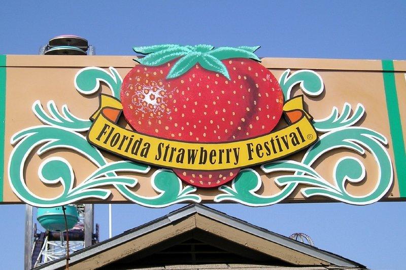 The Florida Strawberry Festival By Mia Hendrick